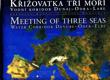 Křižovatka tří moří - vodní koridor Dunaj-Odra-Labe = Meeting of three seas