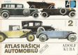 Atlas našich automobilů II 1914 - 1928