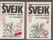 Švejk v ruském zajetí a v revoluci I - II