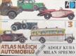 Atlas našich automobilů 3. svazek 1929-1936