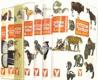 Světem zvířat sv. 1 - 5 KOMPLET 7 SVAZKŮ BEZ OBÁLEK!