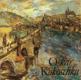 Oskar Kokoschka - monografie s ukázkami z malířského díla