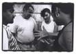 Romano maro - romská komunita - Josefov východní Čechy - fotografie z let 1999 - 2001