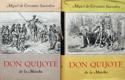 Důmyslný rytíř don Quijote de la Mancha I - II