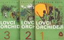 Lovci orchidejí sv. 1 - 3 BEZ OBÁLEK!