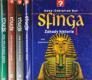 Sfinga - záhady historie sv. 1 - 5 (4. díl chybí!!!!!!!)