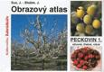 Obrazový atlas peckovin sv. 1 - 2 KOMPLET! (Odrůdy slivoní, třešní a višní + Odrůdy broskvoní, meruněk a dalších druhů ovoce)
