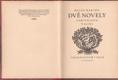Dvě novely. Cortigiana. V aleji.