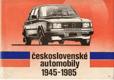 Československé automobily 1945-1985
