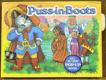 Puss in Boots - kniha s prostorovými ilustracemi POP UP 3D BOOK