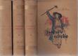 Chodské rebelie - historický román o třech dílech. Díly 1-3