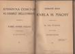 Sebrané spisy Karla H. Máchy