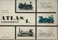 Atlas lokomotiv I. Parní trakce KNIHA NEMÁ PAPÍROVÝ OBAL