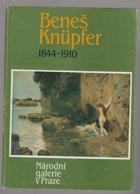 Beneš Knüpfer (1844-1910) - souborná výstava malířského a grafického díla