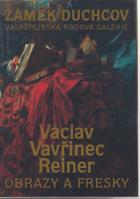 Václav Vavřinec Reiner - Obrazy a fresky - Zámek Duchcov, valdštejnská rodová galerie