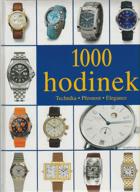 1000 hodinek - technika, přesnost, elegance