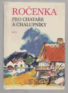 Ročenka pro chataře a chalupníky 1.-2.