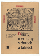 Dějiny medicíny v datech a faktech