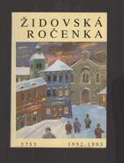 Židovská ročenka 5753 (1992-1993)