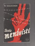 Škola nenávisti  - novely