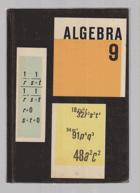 Algebra pro devátý ročník
