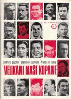 Velikáni naší kopané - k sedmdesátinám československé kopané FOTBAL