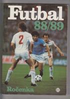 Futbal - Ročenka 88/89 SLOVENSKY