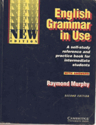 English grammar in use - a self-study reference and practice book for intermediate students