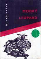 Modrý leopard