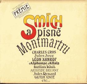 Smích a písně Montmartru - výbor francouzských próz, aforismů a písní