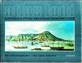 Atlas lodí - historie a vývoj obchodní námořní lodě
