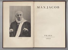 Max Jacob  -  Prokletí básníci sv.11