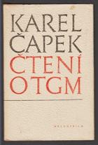 Čtení o T.G. Masarykovi