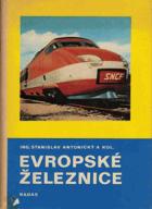 Evropské železnice - bez obalu