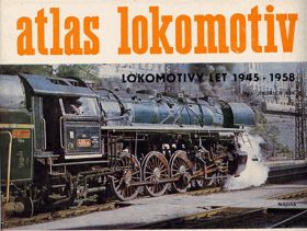 Atlas lokomotiv. Lokomotivy z let 1945-1958
