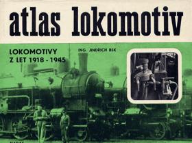 Atlas lokomotiv - Lokomotivy z let 1918-1945