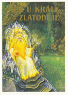 Rok u krále Zlatoděje - Pohádky a pověsti z Náchodska