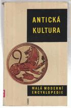 Antická kultura (Malá moderní encyklopedie)
