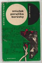 Smutek poručíka Borůvky - detektivní pohádka...BEZ OBALU