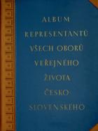 Album representantů všech oborů veřejného života československého