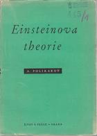 Einsteinova theorie