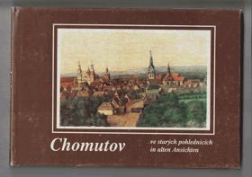 Chomutov ve starých pohlednicích - Chomutov in alten Ansichten