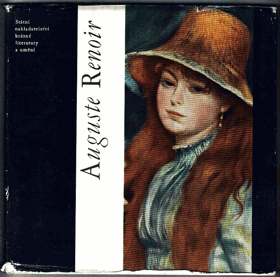 Auguste Renoir - Obr. monografie