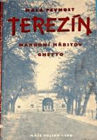 Malá pevnost Terezín - národní hřbitov - ghetto