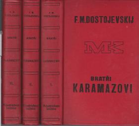 Bratři Karamazovi sv. 1 - 3