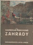 Zahrady - Gazda z Gomby - Trio u sv. Romalda - Zahrada - Dvě ukolébavky
