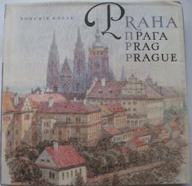 Praha - Praga - Prag - Prague