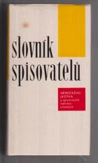 Slovník spisovatelů německého jazyka a spisovatelů lužickosrbských