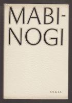 Mabinogi - Keltské pověsti