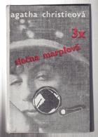 Třikrát slečna Marplová. Není kouře bez ohýnku, Mrtvá v knihovně, Kapsa plná žita